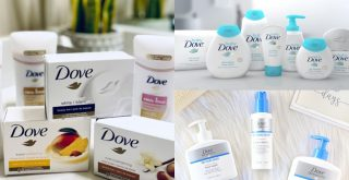 Top Best Dove Skincare
