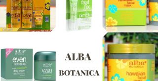 Top Best Alba Botanica Products